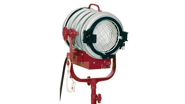 Rent Projecteur Fresnel 500w 300w 650w Mole Richardson Light